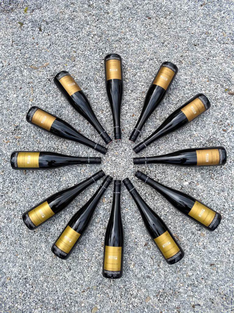 12 Flaschen Wein vom Vorspannhof Mayr